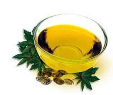 castor oil for dandruff