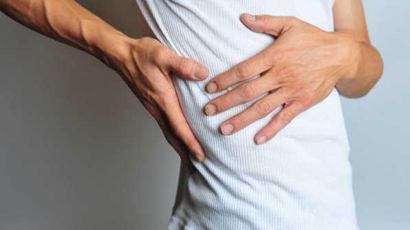 intercostal muscle strain