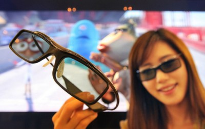Samsung 3D Active Glasses (model SSG-3700CR)