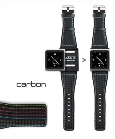 iWatchz Carbon nanoclipz