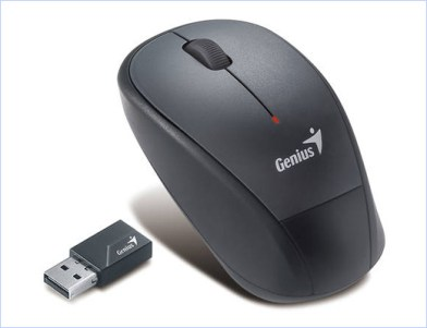 Genius SlimStar 8000 Wireless Mouse
