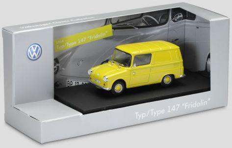 "3-Type 147 ""Fridolin"", Yellow, (1964)"