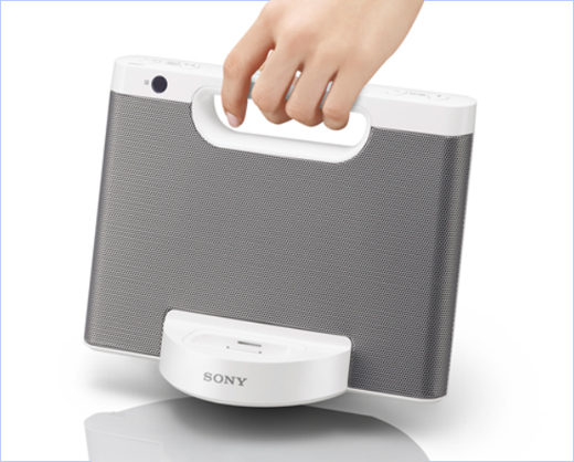 sony RDP-M5iP iPod speaker dock
