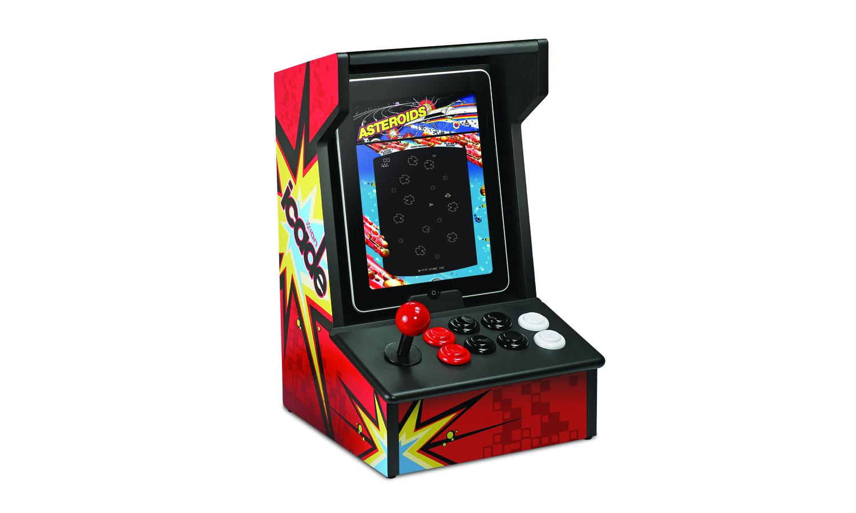 iCade Arcade Cabinet for iPad Gaming