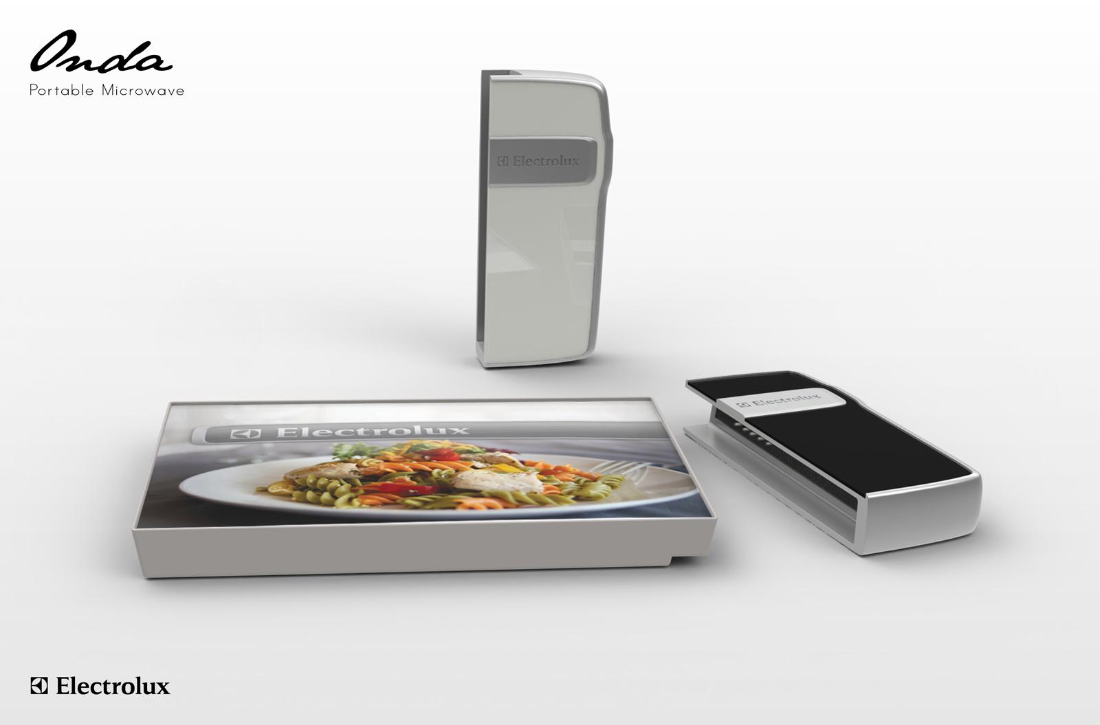 Onda Portable Microwave Oven / by Matthew Schwartz