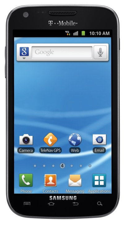 Galaxy S II with T-Mobile