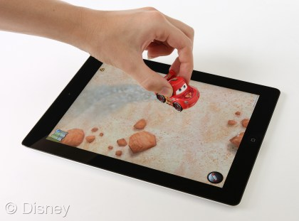 Appmates Mobile Application Toys from Disney