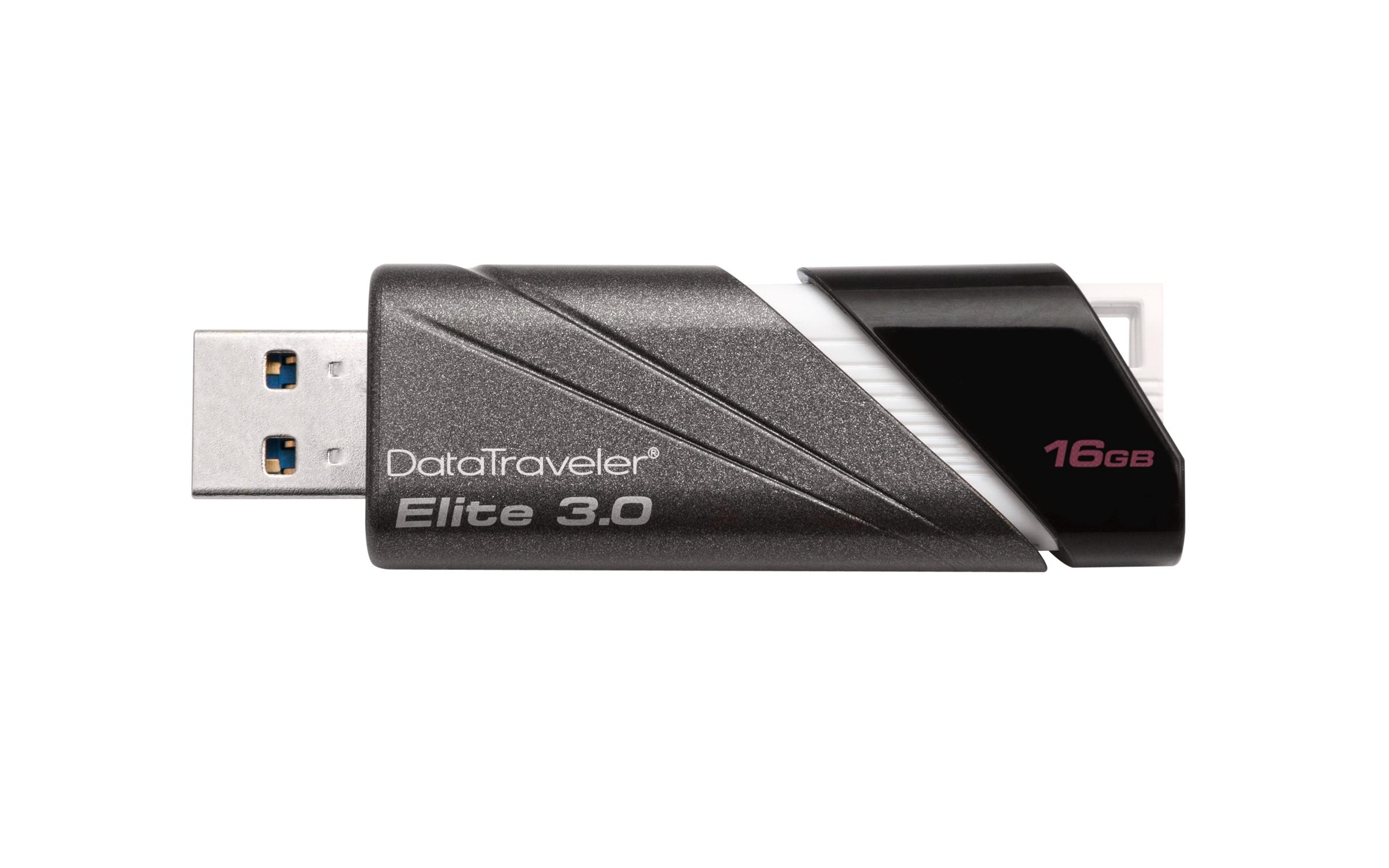 DataTraveler® Elite 3.0.