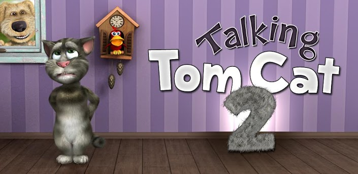 Talking Tom Cat 2 for Android App