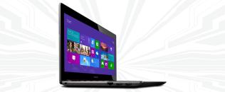 Toshiba® Satellite® U845W Ultrabook