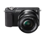the new NEX-3N by Sony
