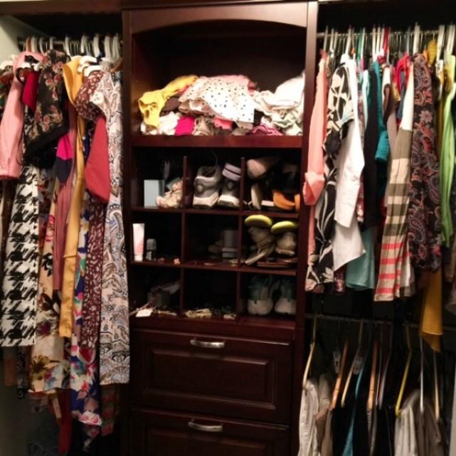 closet upgrade