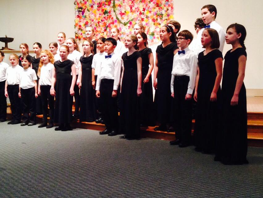Lu in choire