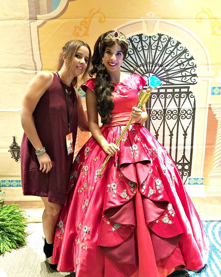 Elena de Avalor At disney Parks