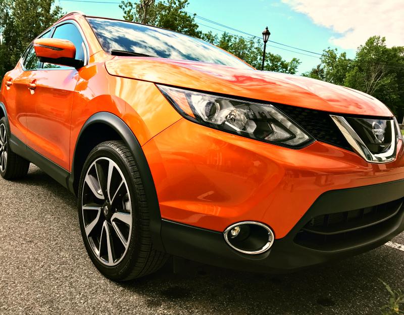 Nissan Rogue Sport Review