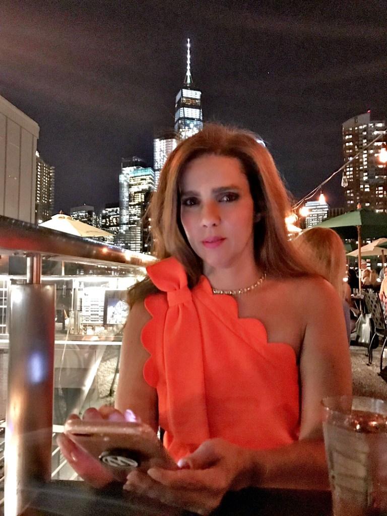 Beautiful Latina Blogger In NYC