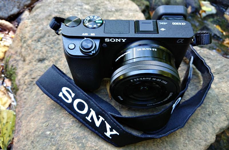 Sony 6300 camera