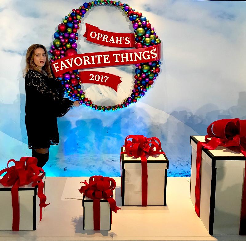 Oprah's favorite things list 2017