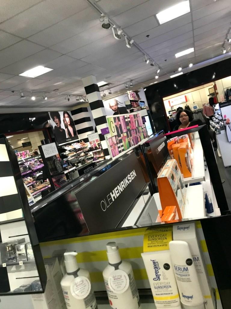 JCPenney Beauty Center