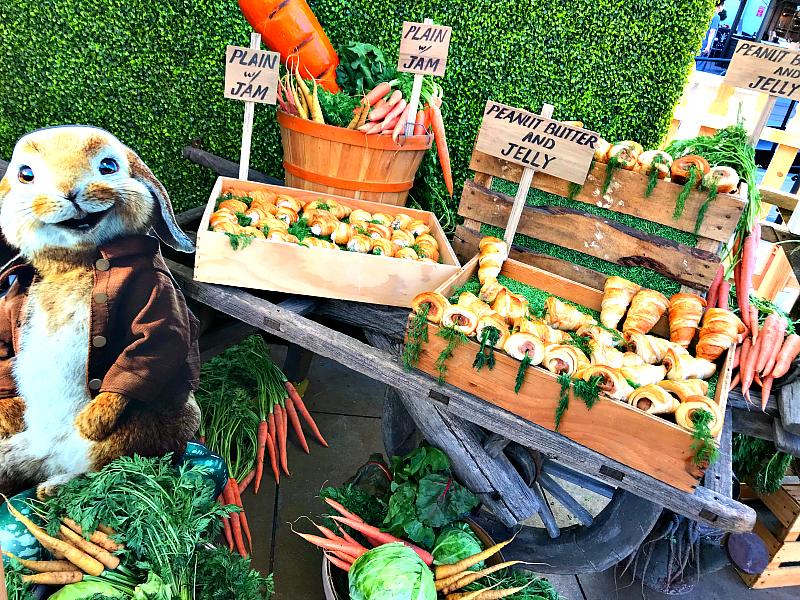 Peter Rabbit Food