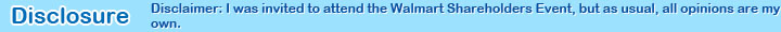 walmart disclosure
