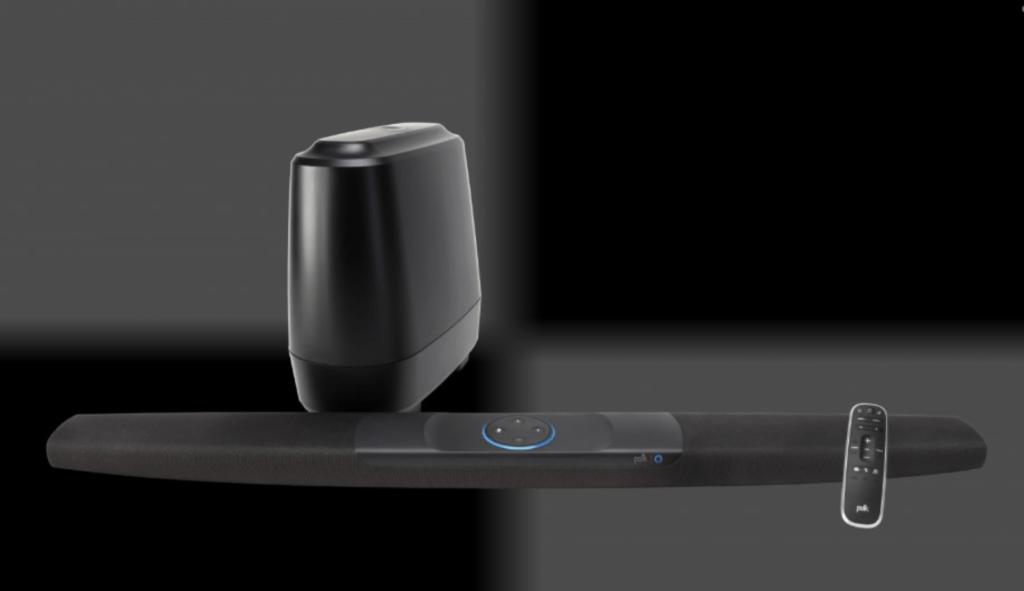 Affordable Polk sound bar