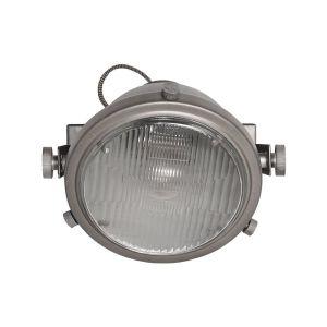 wandlamp tuk tuk burned steel metaal 20x27x21 cm voorkant
