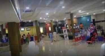 Silverbird cinema Jabi Lake Mall Abuja