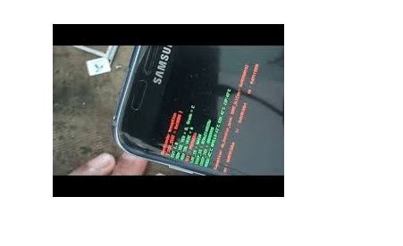 Galaxy S7 edge that won't boot to Recovery Mode and keeps restarting on its own