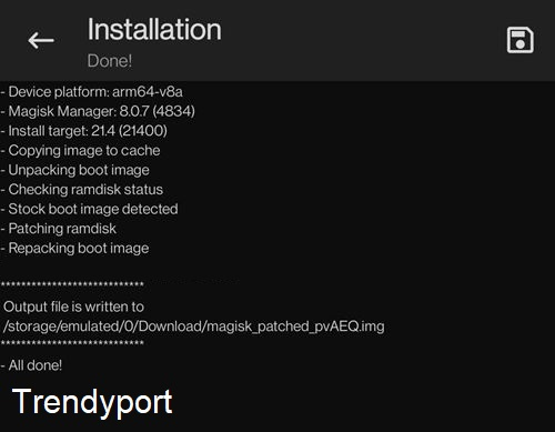 Extract boot.img from boot.img.lz4 and Root Samsung