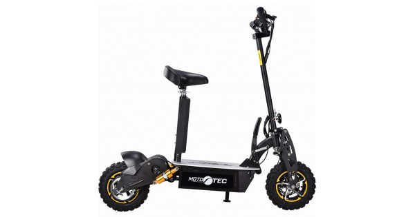MotoTec 2000 Watt Electric Scooter