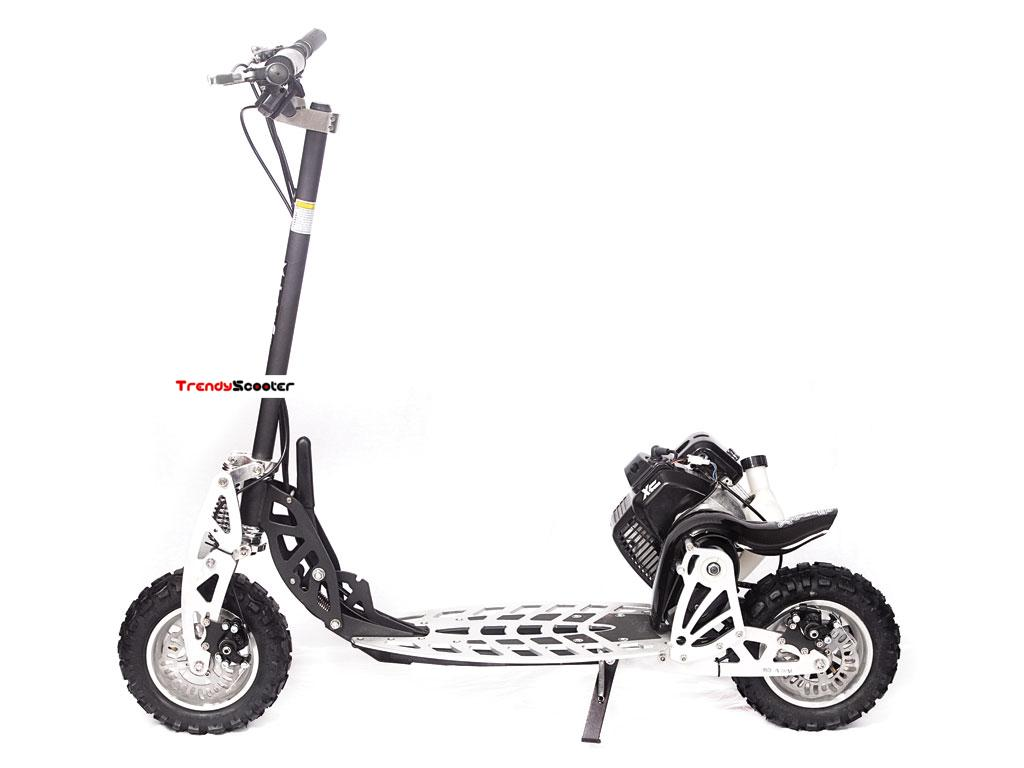 Xg 575 Ds 2 Speed Gas Scooter
