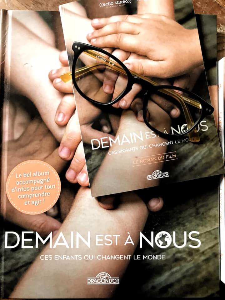 Demain Est à Nous Film : demain, Découvrez, Demain, Version, Papier, TrendysLeMag