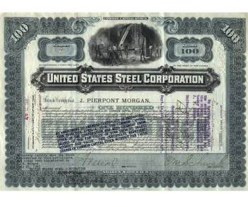 US Steel (X) Shares