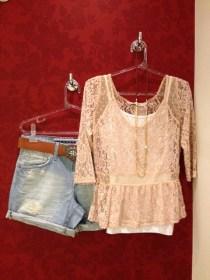 Trendy Store_Shorts Jeanseria