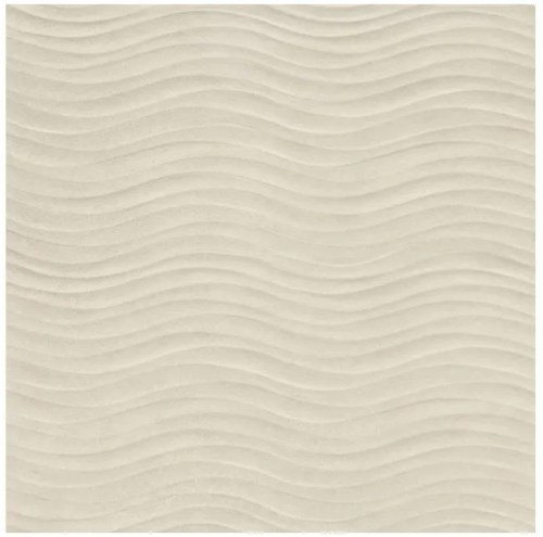 TS467019  WHITE SCULPTURE URBAN WAVE 24X24 (11.65 sqft per box)