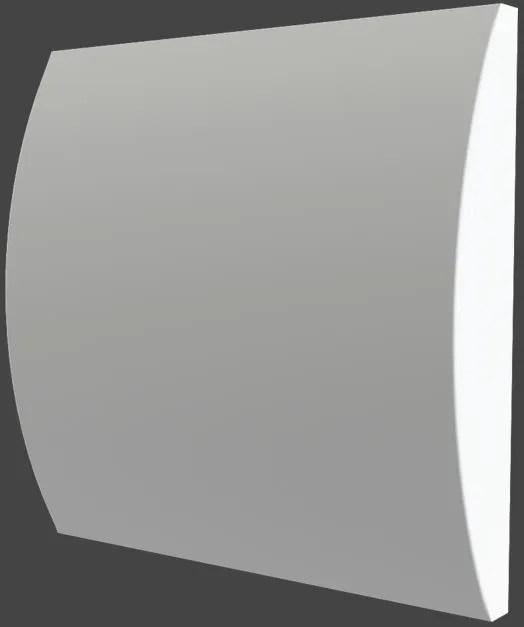 TS TILE Trendy Surfaces - 5x5 white ceramic tile