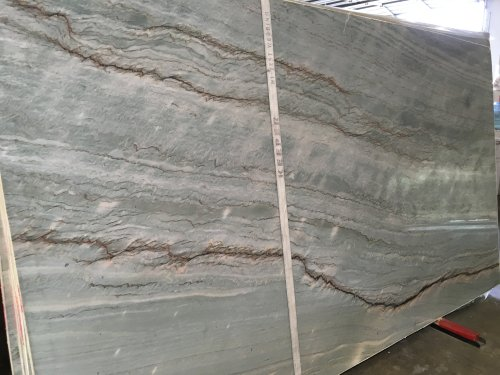 Royal Green Polished Quartzite Slab