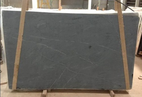 Mineral Black Soapstone Slab