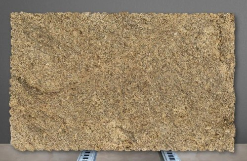 New Venetian Gold Polished Granite Slab