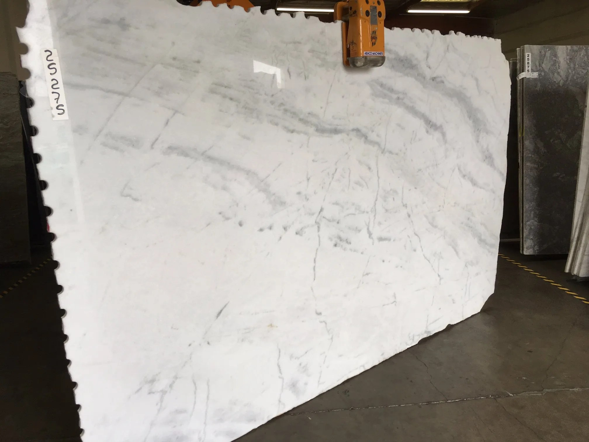 Calacatta Brazil Polished Marble Slab Trendy Surfaces