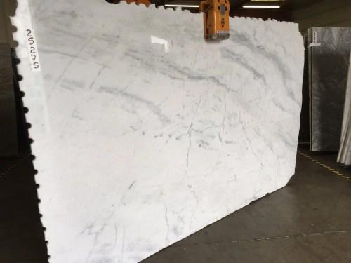 Calacatta Brazil Polished Marble Slab