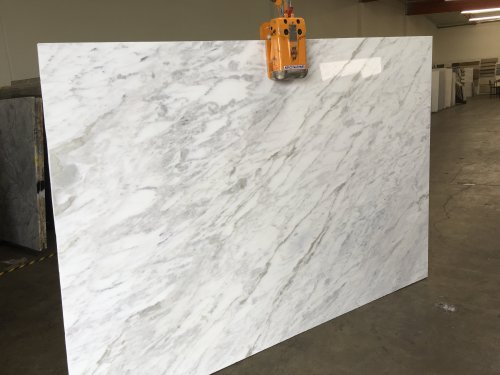 Calacata Gold Polished Marble Slab