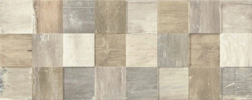 TS667063 3D WOOD PORCELAIN TILE