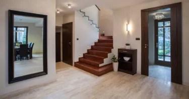 Modern Home Hallway