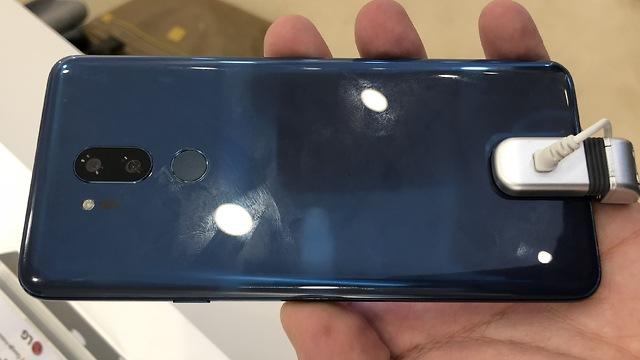 Trendy Techz LG G7 image leak