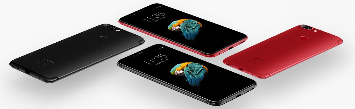 Trendy Techz Lenovo S5 Smartphone