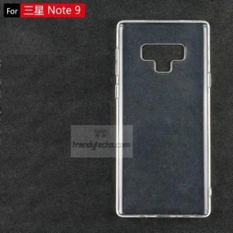 Trendy Techz Samsung Galaxy Note9 TPU
