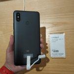 Trendy Techz Black Xiaomi Mi Max 3 Hands on rear