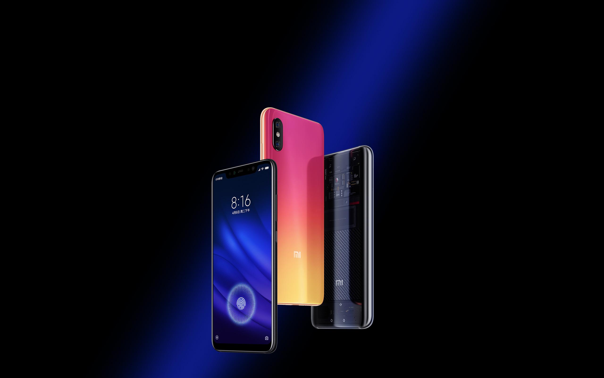 Trendy Techz Xiaomi Mi 8 UD Edition
